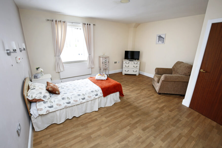 Roseleigh care home in Middlesbrough