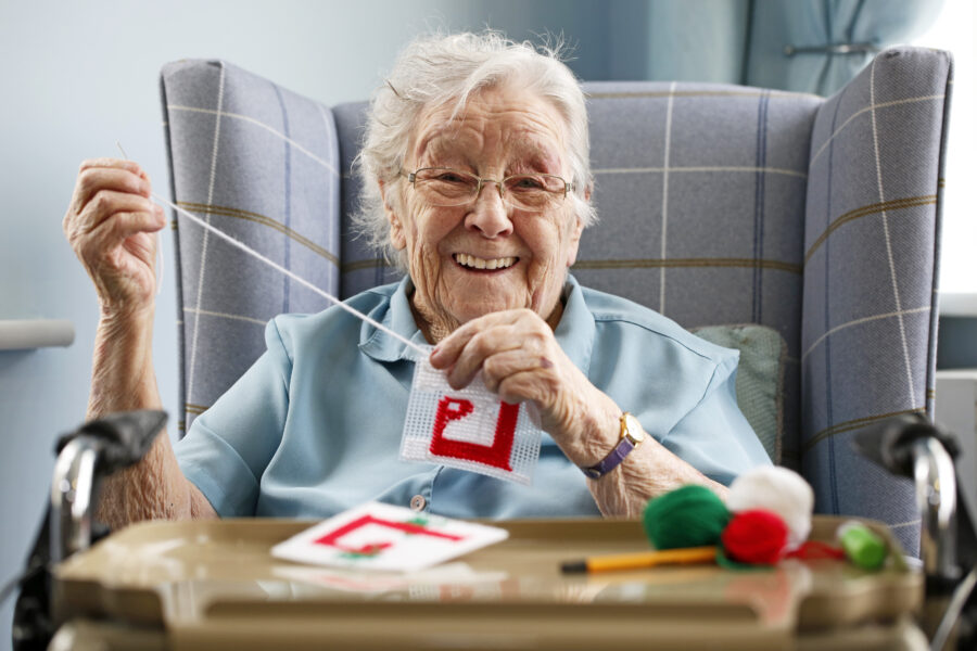 Care homes in Middlesbrough and Blackburn